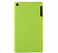 For Lenovo tab2 A7-20 Soft Cover Protective silicone Case For Lenovo Tab 2 A7-20F / A7 20F