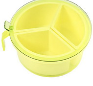 1 Cuisine Cuisine Plastique Mixeurs & Shakers 16*16*8cm