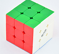 Giocattoli Qiyi® Cubi 3*3*3 magic Toy Smooth Cube Velocità Magic Cube di puzzle ABS