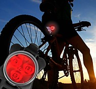Bike Lights Front Bike Light Rear Bike Light LED - Cycling Easy Carrying Warning C-Cell 40 Lumens USB Everyday Use Cycling/Bike