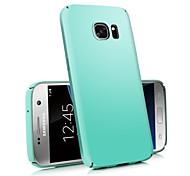 posteriore in materiale plastico di copertura per Galaxy s7 bordo di Samsung / Galaxy s7