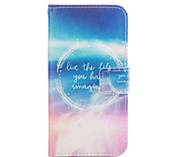 Sky Leather Wallet for Samsung Galaxy A5 A7 A3(2016) A5(2016) A7(2016)