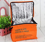 fabricantes de Cangnan customized não-tecidos mais frio saco de piquenique takeaway incubadora saco não tecido mais fresco