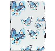 Para Soporte de Coche / con Soporte / Diseños Funda Cuerpo Entero Funda Other Suave Cuero Sintético Apple Mini iPad 3/2/1