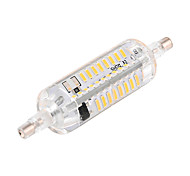 YWXLIGHT 9W R7S Decoration Light T 76 SMD 4014 700-900 lm Warm White / Cool White  AC 220-240 / AC 110-130 V