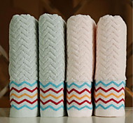 Leng Yan Rainbow Stripe Supermarket Gift Towels