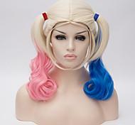 filme filme cos gradiente peruca halloween peruca perucas sintéticas