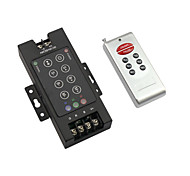 8Key Wireless RF Remote Controller for SMD3528 SMD5050 RGB LED Strip lights(DC 12-24V)