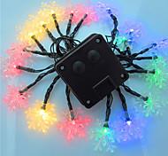 NO 5 M 20 LED Dip Bianco / Colori primari Impermeabile W Fili luminosi <5V V