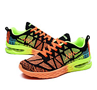 Fashion 36-44 Sneakers Men's / Women's Damping / Cushioning / Breathable Low-Top Leisure Sports / Beginner