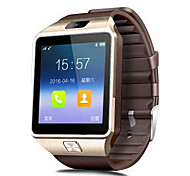Fashion Men Women DZ Smart Watch Bluetooth Wristwatch for Android