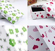 Jewelry Boxes Resin 1pc Green / Pink