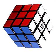Juguetes Cubo velocidad suave 3*3*3 Velocidad Nivel profesional Cubos Mágicos Arco iris ABS