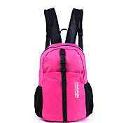 30 L Backpacking  & Hiking Outdoor Waterproof / Wearable / BreathableGreen / Red / Pink / Gray / Black / Blue /