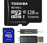 Toshiba 4gb classe / 8GB / 64GB / 128GB scheda di memoria micro sd tf 10 con adattatore SD e lettore di schede multi-funzione USB OTG