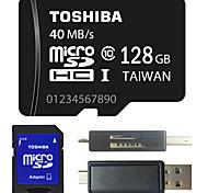 Toshiba 4GB Tarjeta TF tarjeta Micro SD tarjeta de memoria UHS-I U1 Clase 10