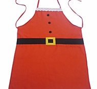 Christmas Decoration Apron Kitchen Aprons Christmas Dinner Party Apron Santa Christmas Kitchen Apron For Adult Series