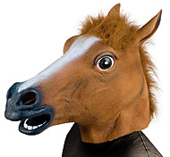 Halloween Mask Animal Mask Horse Head Holiday Supplies Christmas