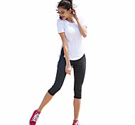 Running 3/4 Tights Yoga / Pilates / Climbing / Equestrian / Fitness / Leisure Sports / Badminton / Cycling/Bike