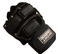 Men's Fitness Semi Finger Gloves