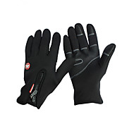 Cycling Gloves Full Finger Warm Soft Keep Warm Full Finger Bike Bicycle Mittens Windproof Thermal Winter