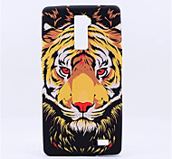 New Style Fluorescent Noctilucent 3D cute Cartoon Animal world Tiger Phone Case Cover For OPPO R9 Plus R9  R7