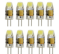 3 G4 Luces LED de Doble Pin T 1 LED de Alta Potencia 260 lm Blanco Cálido / Blanco Fresco Decorativa AC 12 V 10 piezas