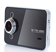 K6000 Driving Recorder HD 2.7 Inch 1080P Wide Angle Auto Insurance Gifts Custom Automotive Supplies