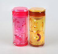 BPA Free Double Wall Plastic Bottle for Kids