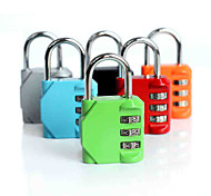 30mm Luggage Lock Random Colors
