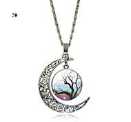 Life Tree Pendant Necklace