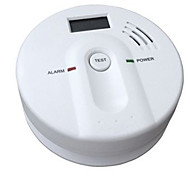 Carbon Monoxide Alarm  with 85 DB Alarm And Liquid Crystal Display And EN5029 Alarm Standard