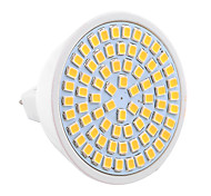 7W GU5.3(MR16) Faretti LED MR16 72 SMD 2835 600-700 lm Bianco caldo / Luce fredda Decorativo 9-30 V 1 pezzo
