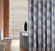 Современный Полиэфир - Высокое качество Шторка для ванной