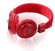 JKR 101 Headphone Stereo Sound with Microphone Compatible with Cell phones and Computers
