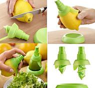 The Kitchen Household Goods Fruit Juice Sprayer Manually Lemon Juicer 2 Pack