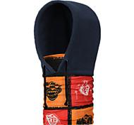 Sports Bike/Cycling Face Mask/Mask Unisex Sleeveless Breathable / Thermal / Warm Fleece Classic Black Free Size