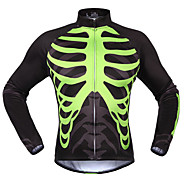 Sports Cycling Jersey Women's Long Sleeve Bike Thermal / Warm / Windproof / Dust Proof / Comfortable Clothing Sets/Suits Terylene Classic