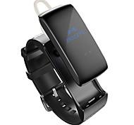 смарт-группа talkband Bluetooth часы браслет звук гарнитуры цифровые наручные калорий шагомер трек монитор фитнес сна