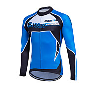 Winter Winter Thermal Fleece Windproof Long Sleeve Cycling Jersey Bike Clothing Bicycle Wear Cycling Jacket