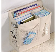 Bed Receive Bag Remote Spot Oxford Cloth Sofa Receive Hang Bag Behind The Door Hang Bags Shoes