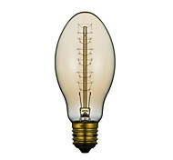 40W E27 Retro Industry Style Bullet Incandescent Bulb