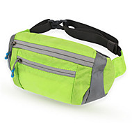 Belt Pouch/Belt Bag Chest Bag Waist Bag/Waistpack for Camping & Hiking Climbing Cycling/Bike Sports BagBreathable Insulated Cooler