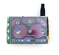 neue Raspberry Pi 3,2-Zoll- Widerstand Himbeeren Torte Touch-Screen-Display LCD-Display