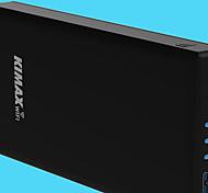 Wireless WiFi 2.5 pollici scatola della fabbrica disco rigido nuova inserzione diretta