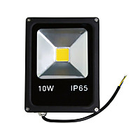 10w caldo / colore bianco freddo riflettore principale proiettore illuminazione esterna (AC85-265V)
