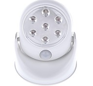 LED Light Angel as Seen on TV Motion Activated Cordless Light Base Rotates 360 PIR Motion Sensor Night Spot Lamps