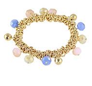Bohemian Style Colorful Beads Strand Bracelet