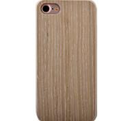 Per Custodia iPhone 7 / Custodia iPhone 7 Plus IMD Custodia Custodia posteriore Custodia Simil-legno Resistente Legno AppleiPhone 7 Plus