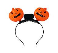 1шт Хэллоуин пряжки костюма партии реквизита тыквенная голова